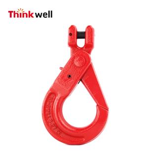 索具五金吊裝配件G80羊角安全鉤