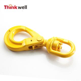 索具硬件起重配件G80旋轉安全鉤